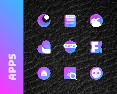GION - Icon Pack Screenshot