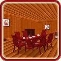 逃生木制饭厅 icon