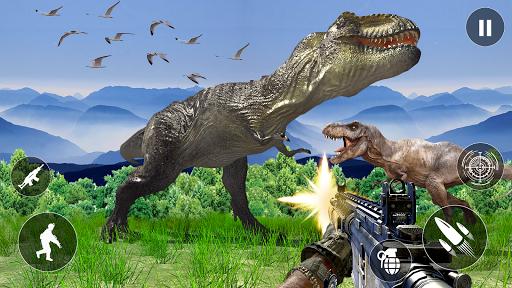 Dinosaur Hunter 2018 Free apkmr screenshots 1