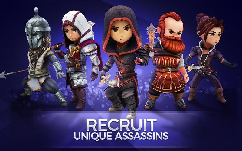 Assassin's Creed Rebellion Screenshot 8
