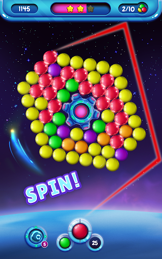 Mega Bubble Spin 1.1.4 screenshots 2