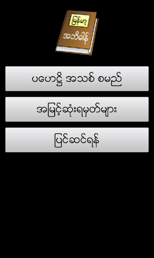 Myanmar Clipboard Dictionary v0.14 screenshots 8