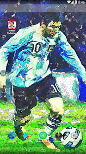 Messi Wallpaper Football Player - náhled