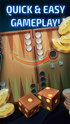 Backgammon Tournament - free backgammon online apktram screenshots 2