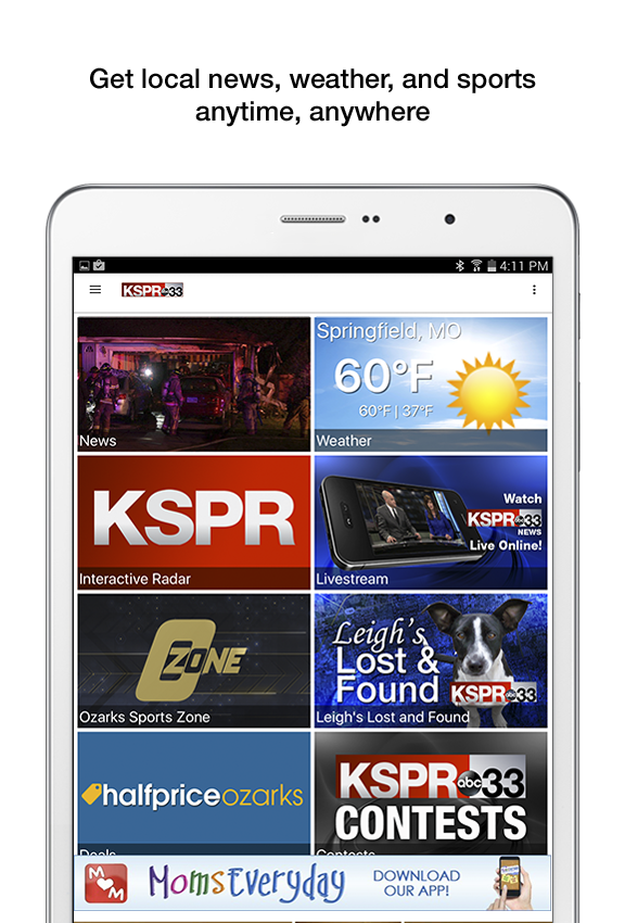 KSPR- screenshot