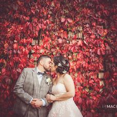 Wedding photographer Maciej Chyra (MaciejChyra). Photo of 02.12.2016