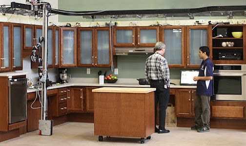 The HERL lab for creating a more accessible kitchen.