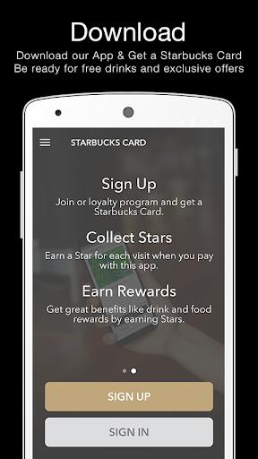 Starbucks Turkey 1.3.3 screenshots 1
