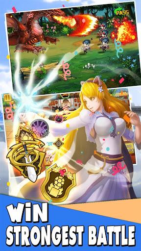 AllStar Manga Heroes Screenshot