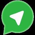 واتسگرام | تلگرام طلایی فارس | ضد فیلتر بدون تبلیغ icon