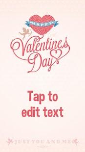 Valentýn Přání - Láska Karty - náhled