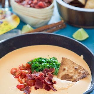 Sriracha Bacon Beer Cheese Dip