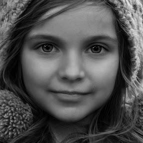 eve bw by Mark Warick - Black & White Portraits & People ( evelina )