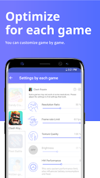 Game Tuner for Game Launcher