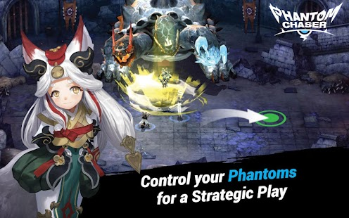 Phantom Chaser Screenshot