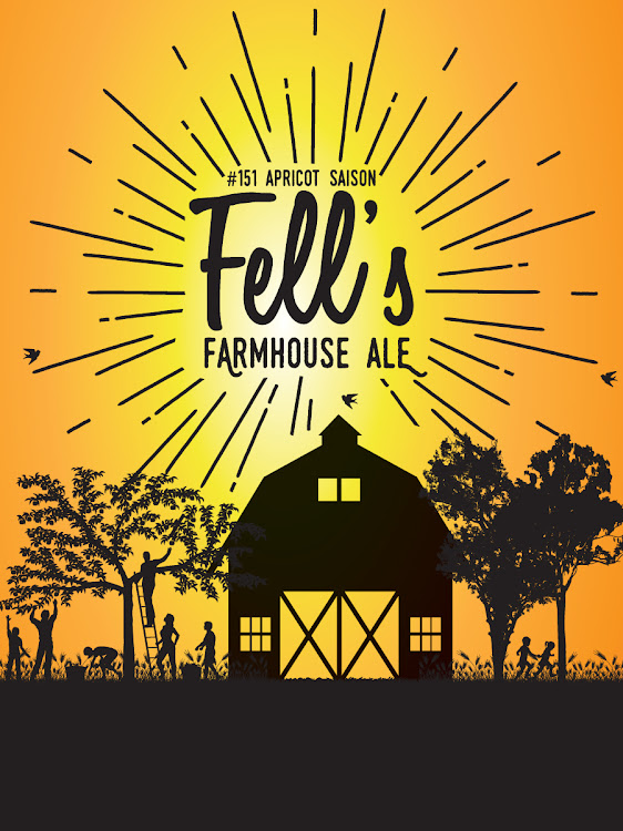Logo of DESTIHL Fell's Farmhouse Ale #151