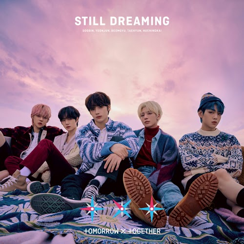 TXT_Still_Dreaming_Album_Cover_Standard_Edition
