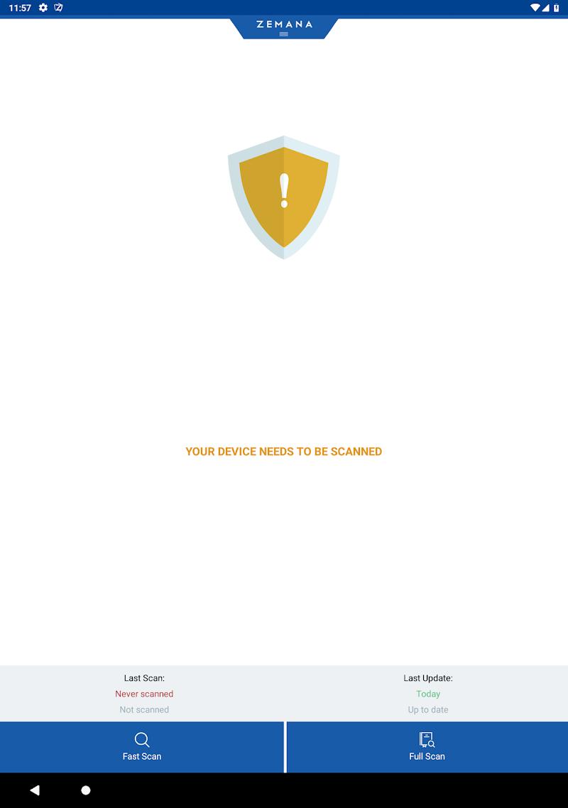 Zemana Antivirus 2019: Anti-Malware & Web Security Screenshot 5