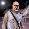 Haunted House Grandpa Horror