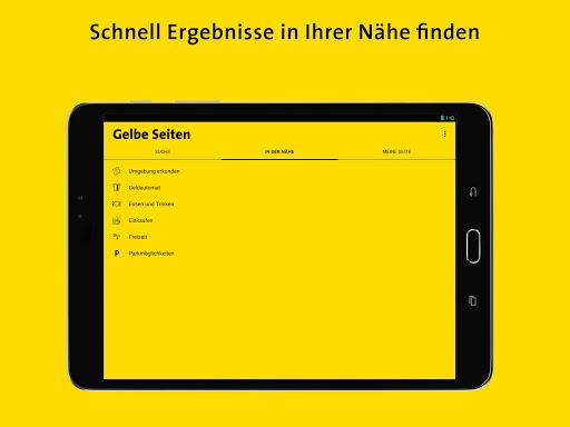 Gelbe Seiten - Auskunft und mobiles Branchenbuch 6.16-0381813b0 screenshots 12
