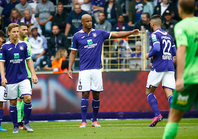 """Kompany steekt zich niet weg en reageert na teleurstellende start: """"De kleuren van Anderlecht zullen opnieuw glans krijgen"""""""