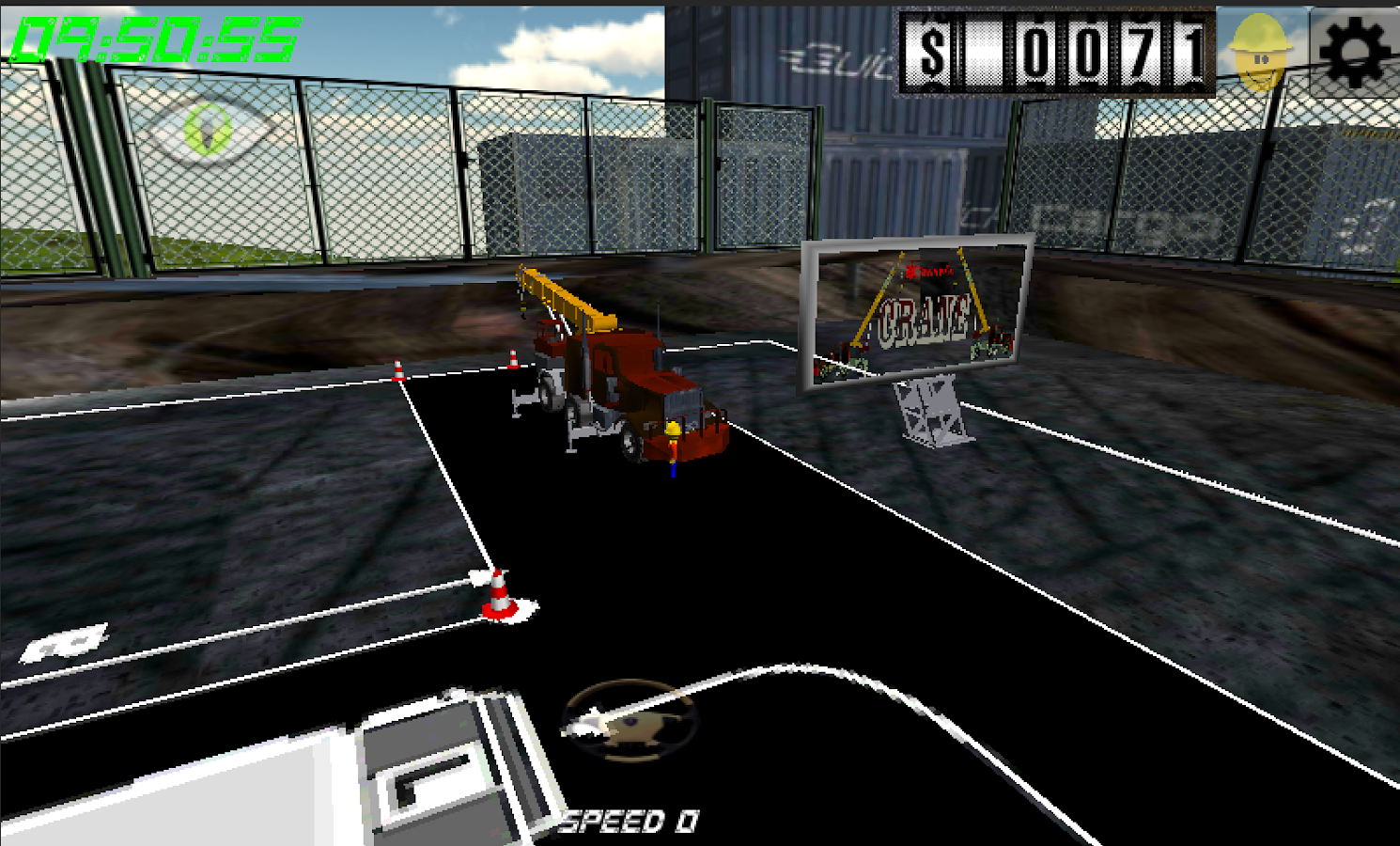 Crane- screenshot