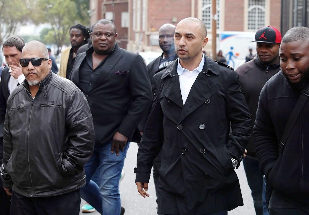 Die beskuldiger van Nafiz Modack 'gesluit' met die mededinger Mark Lifman, het verhoor oor afpersing gesê - TimesLIVE