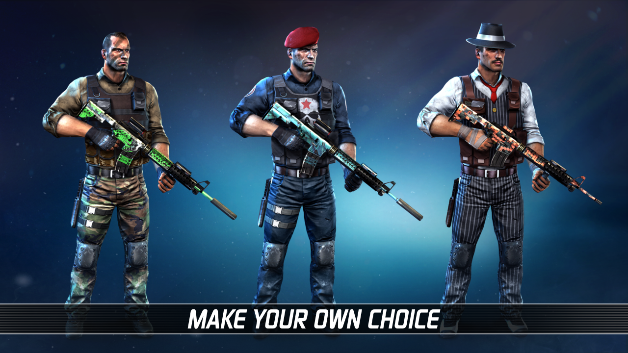 Screenshots of UNKILLED for iPhone