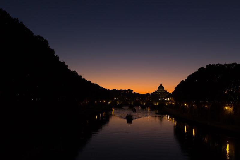 Er Cuppolone ar tramonto di Paolo Domesi