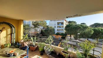 Appartement 2 pièces 45,53 m2