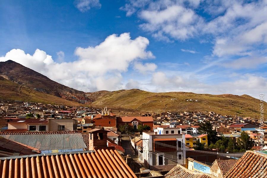 Город Потоси, Боливия