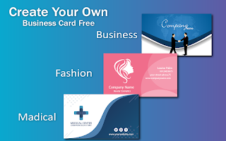 Business Card & Invitation Maker