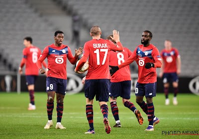 Ligue 1 : Lille arrache le match nul contre Strasbourg