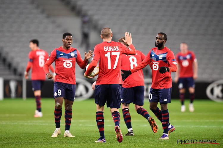 Ligue 1 : Lille arrache le match nul contre Strasbourg