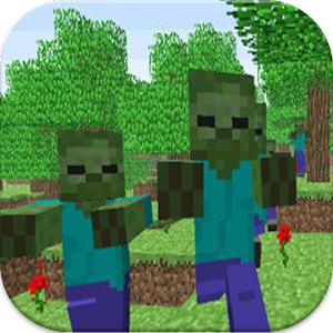 zombie mincraft wallpaper