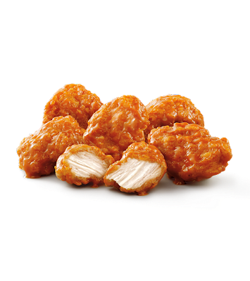 Sonic Drive In Menu Boneless Wings