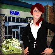 Game City Bank Sim - Cash Register ATM Machine Manager APK for Windows Phone