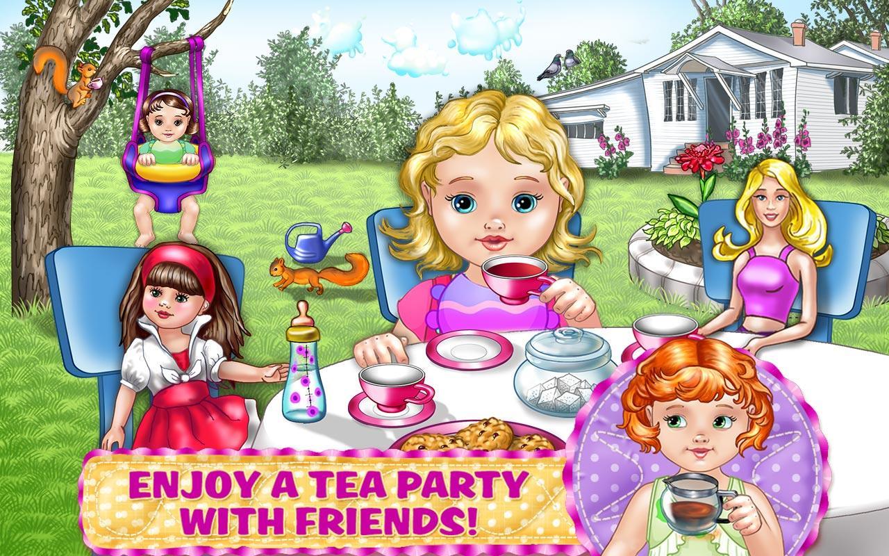 Baby Care & Dress Up Kids Game- screenshot