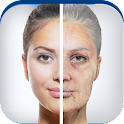 Face Aging - Make Me Old Booth icon