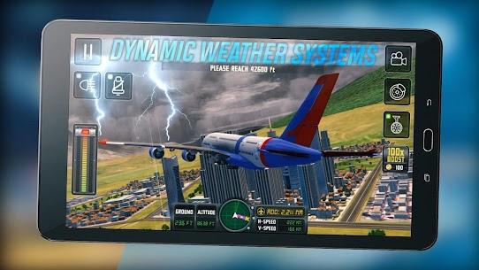 Flight Sim 2018 MOD APK | Flight Sim Unlimited Money APK 6