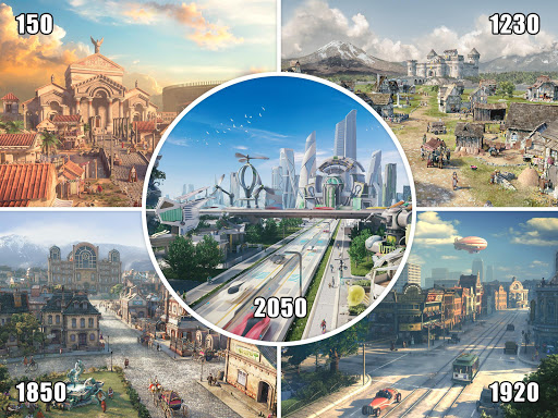 Code Triche Forge of Empires apk mod screenshots 1