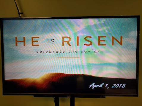 교육부 부활주일 예배