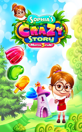 Crazy Story - Match 3 Games android2mod screenshots 14