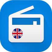 Radio UK FM : FM radio & DAB radio. Radio player