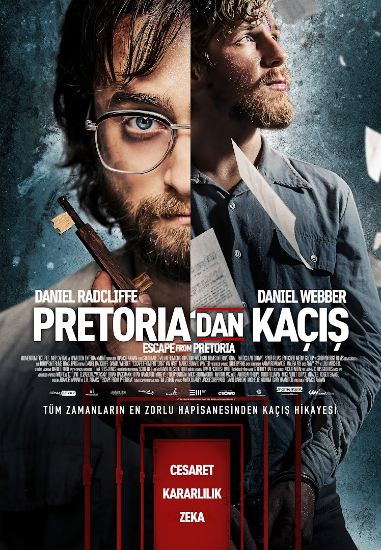 Pretoria'dan Kaçış - Escape From Pretoria (2020)