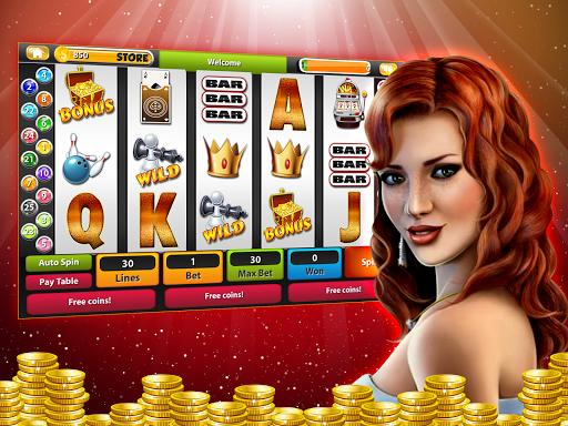Lottery Slot Machine Casino