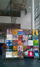 Photo: The Human Rights Flag Centre Céramique 31 March Maastricht The Netherlands:Finished