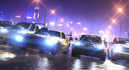 Endless Highway Traffic Racing  screenshots 2