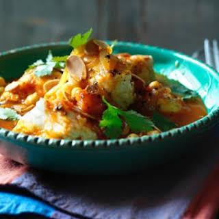 Moroccan Fish Stew.