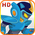 Robot Skybot X Warrior icon